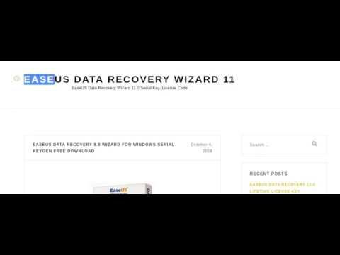 easeus data recovery wizard crack keygen 8.8