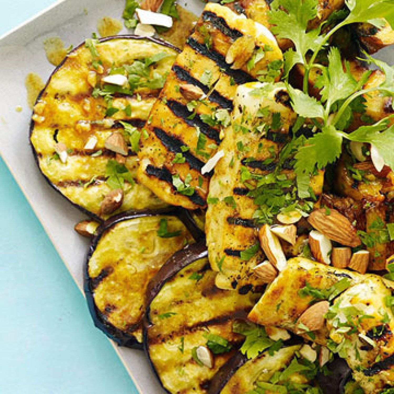 Makes: 6 servings Prep: 15 minutes Grill: 10 minutes - FamilyCircle.com