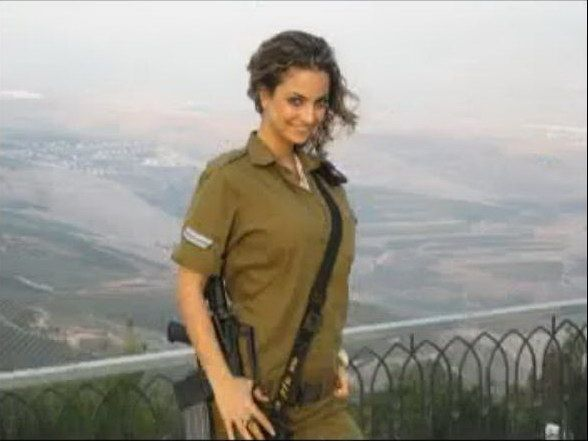 hot israeli women soldiers