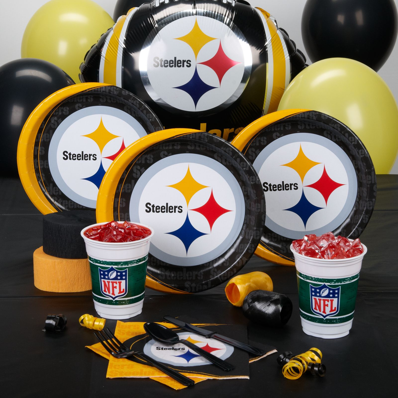 Homemade Pittsburgh Steelers Ornaments Pittsburgh