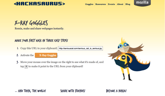 Hackasaurus Review for Teachers | Lesson, Education, X ray
