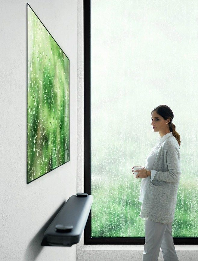 LG Signature W7 Oled TV Review Lg oled, Ios wallpapers