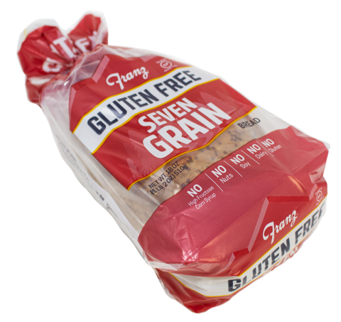 Franz Gluten Free Seven Grain Bread Gluten Free Bread Gluten Free Bakery Gluten Free Baking
