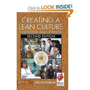 creating a lean culture tools to sustain lean conversions second edition