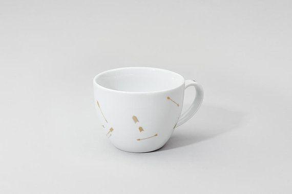 Coffee Mug Large Ceramic Mug Big White Mug Coffee Cup Tea Mug