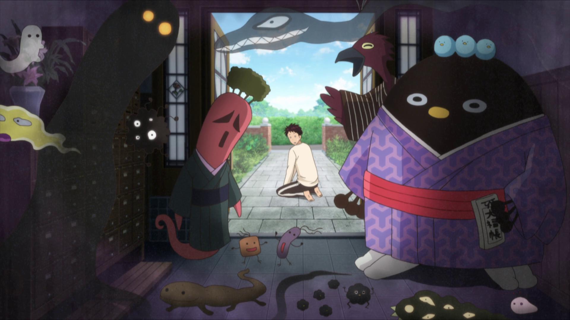 Youkai Apartment no Yuuga na Nichijou الحلقة 10 Animé