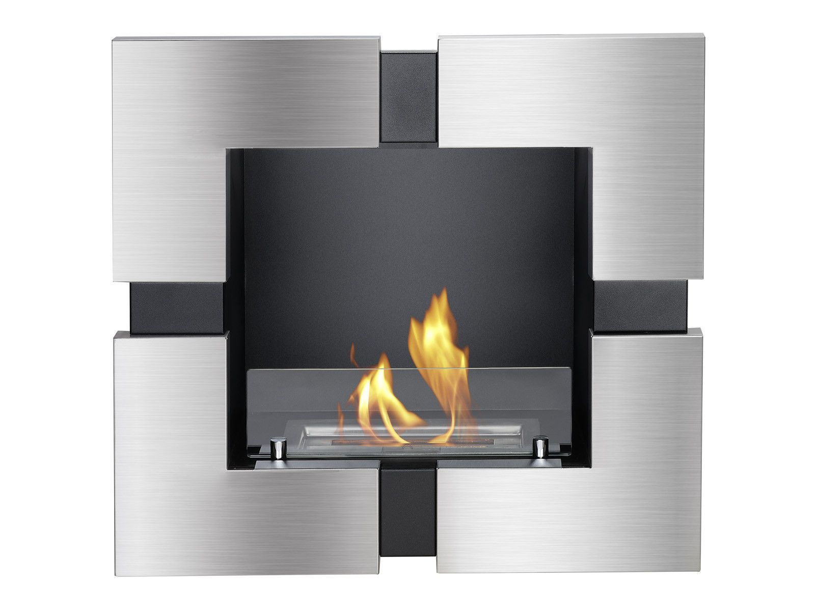 Tokio Recessed Ventless Ethanol Fireplace Ul Cul Products