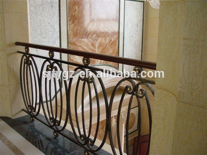 Pasamanos hierro forjado para escaleras fabulous - Pasamanos de escalera ...