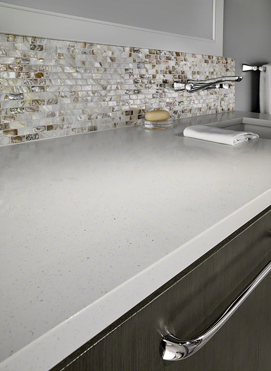 Stellar White Quartz In 2019 Countertops