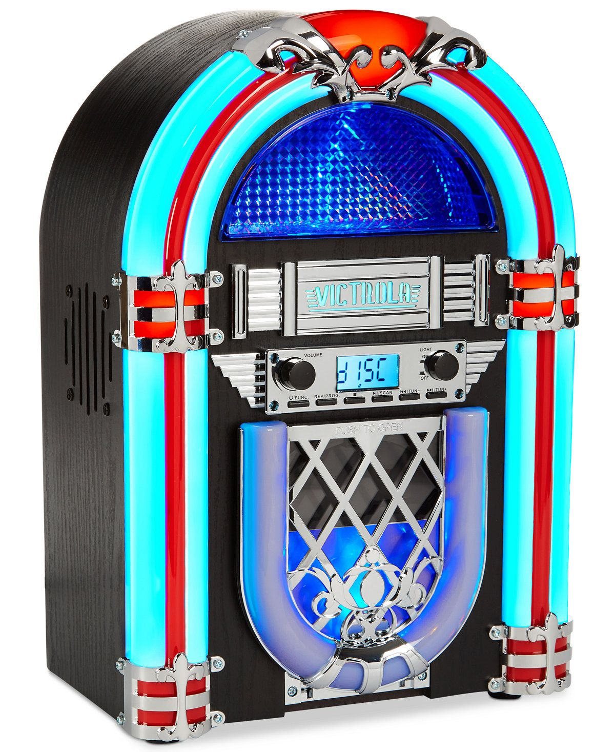 Victrola Countertop Bluetooth Jukebox - Gifts & Games - Men - Macy's