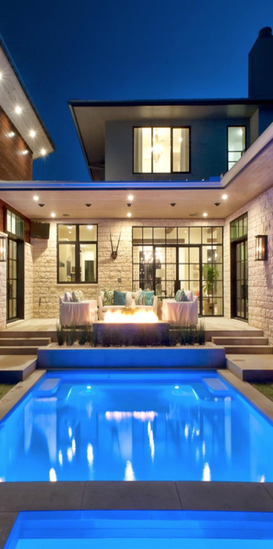 Cornerstone Architects Casas De Lujo