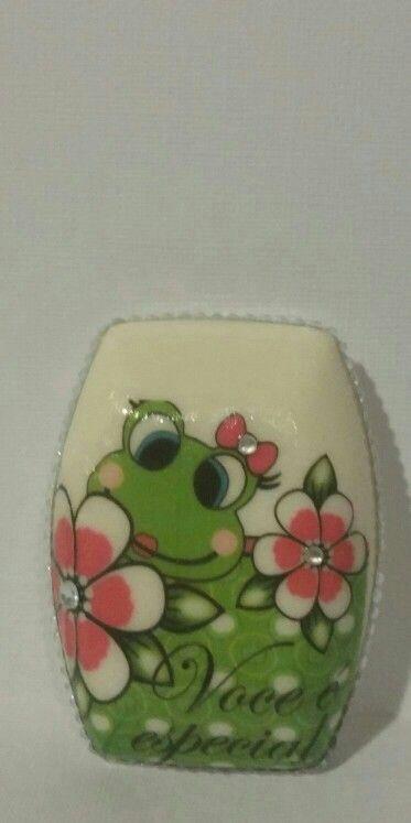Sabonetes personalizados