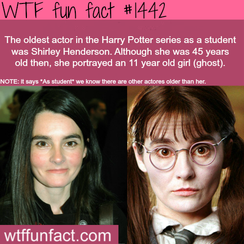 Wtf Facts Funny Interesting Weird Facts Harry Potter Facts Potter Facts Fun Movie Facts