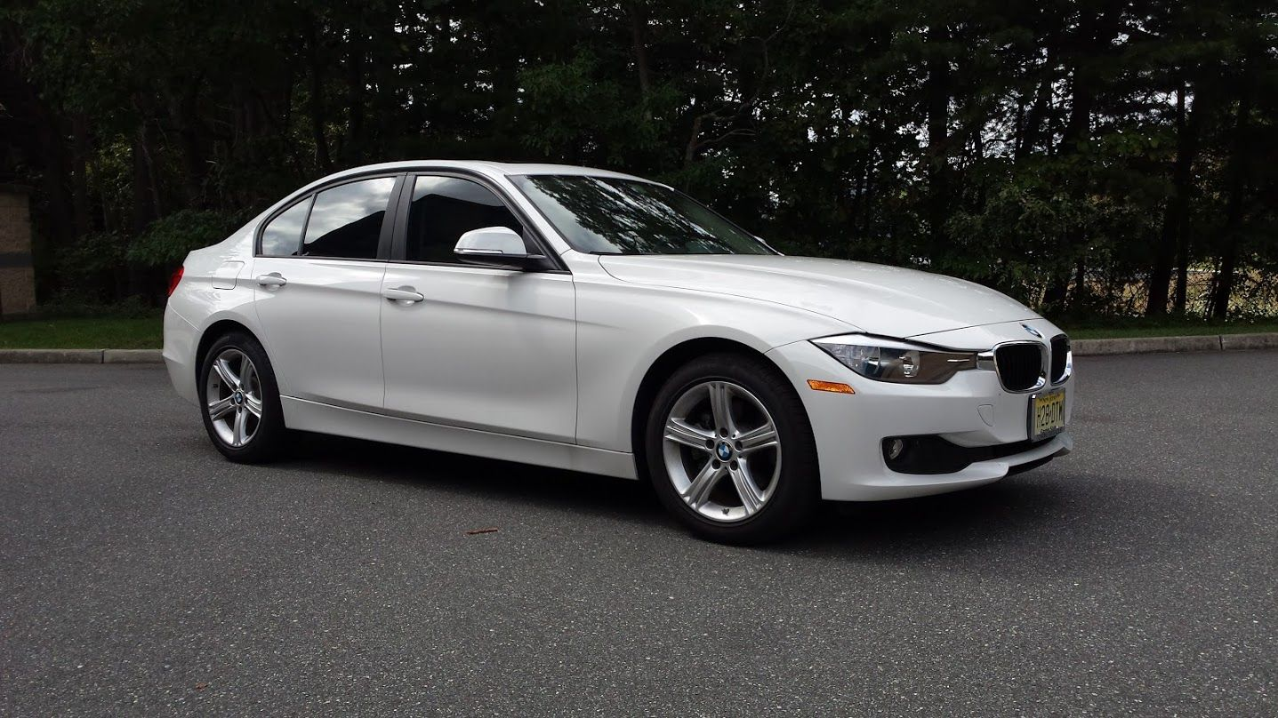2014 Bmw 320i Huper Optik Xtreme 5 On The Rear And 50 On The Fronts Tinted Windows Bmw Bmw Car