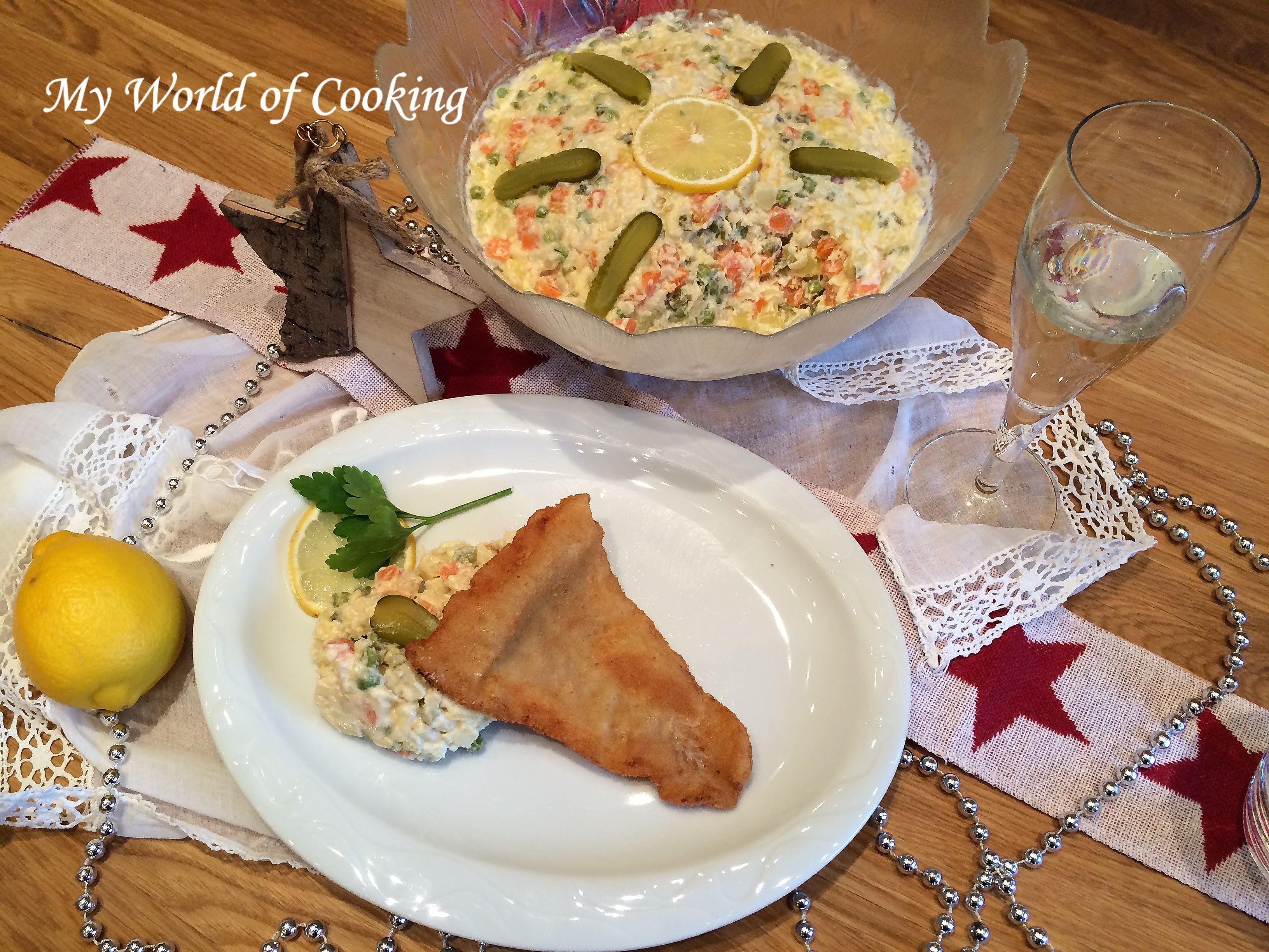 Französischer Gemüse Mayonnaise Salat Jede Kalorie Ein Genuss