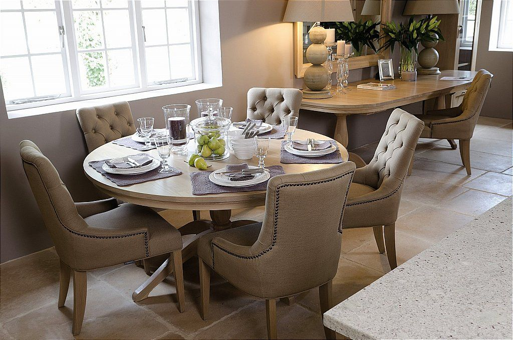 Henley Pedestal Table And Chairs. Click For
