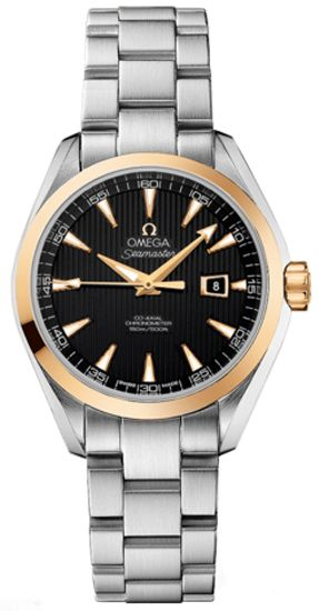 Omega Aqua Terra 231.20.34.20.01.004