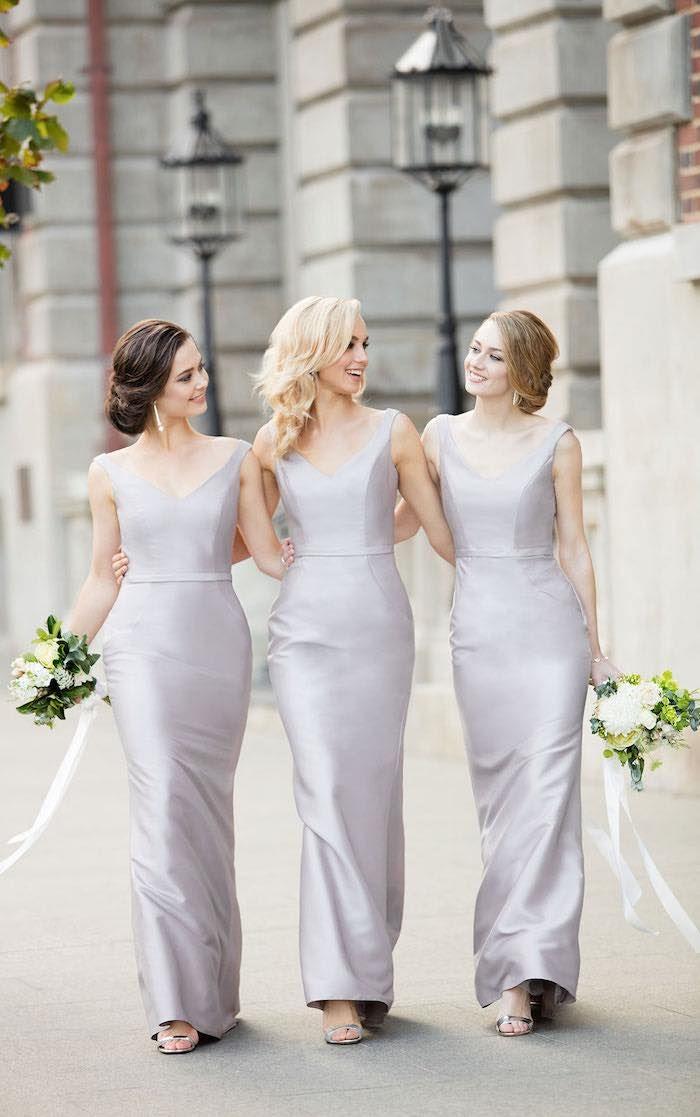 22 Elegante Edel Sorella Vita Brautjungfer Kleider, die Sie nicht ...