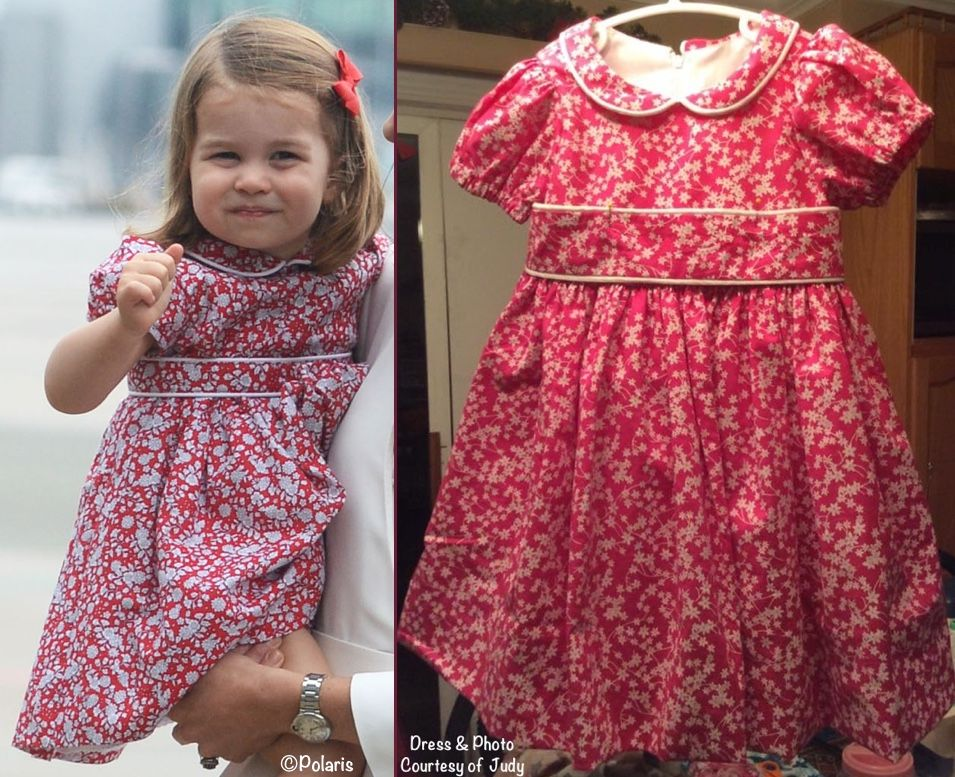 What Kate's Kids Wore | How to Make Princess Charlotte's ...