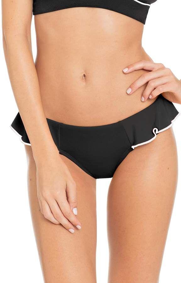 0d251dd90d579 Robin Piccone Malia Ruffle Bikini Bottoms