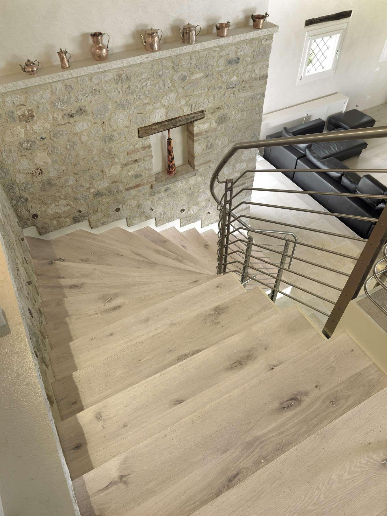 Rivestimento scale architecture stair coverings - Copertura scale interne ...