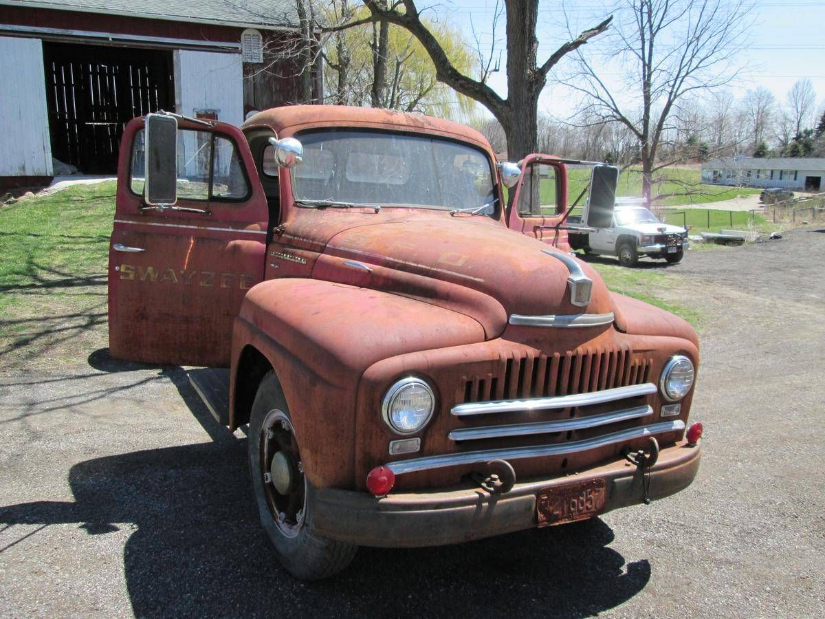 1950 international 2 ton truck for sale