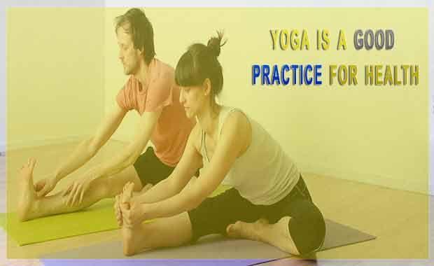 Expand Your Heart Health Yoga HathaYoga BikramYoga