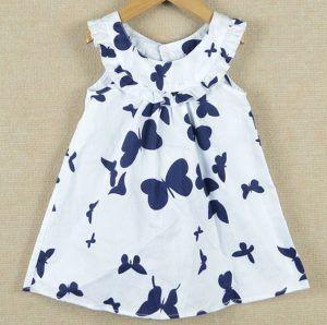 858a3cea3 Vestidos para bebé en verano 1