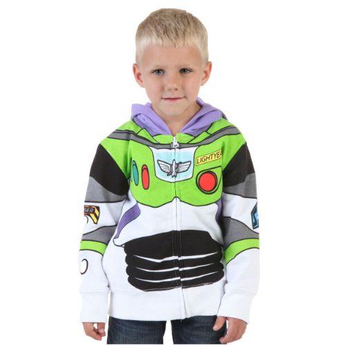 Toy Story Buzz Lightyear Toddler Costume Hoodie - Halloween - halloween costume ideas boys