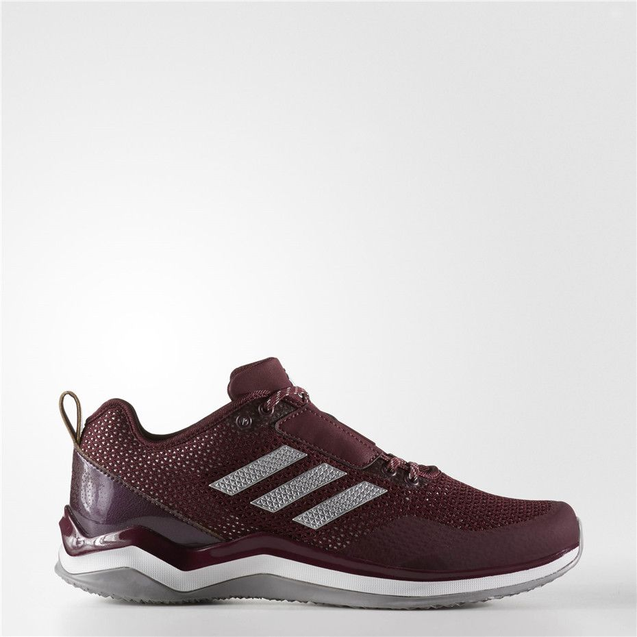 Adidas Speed Trainer 3 Shoes (Maroon