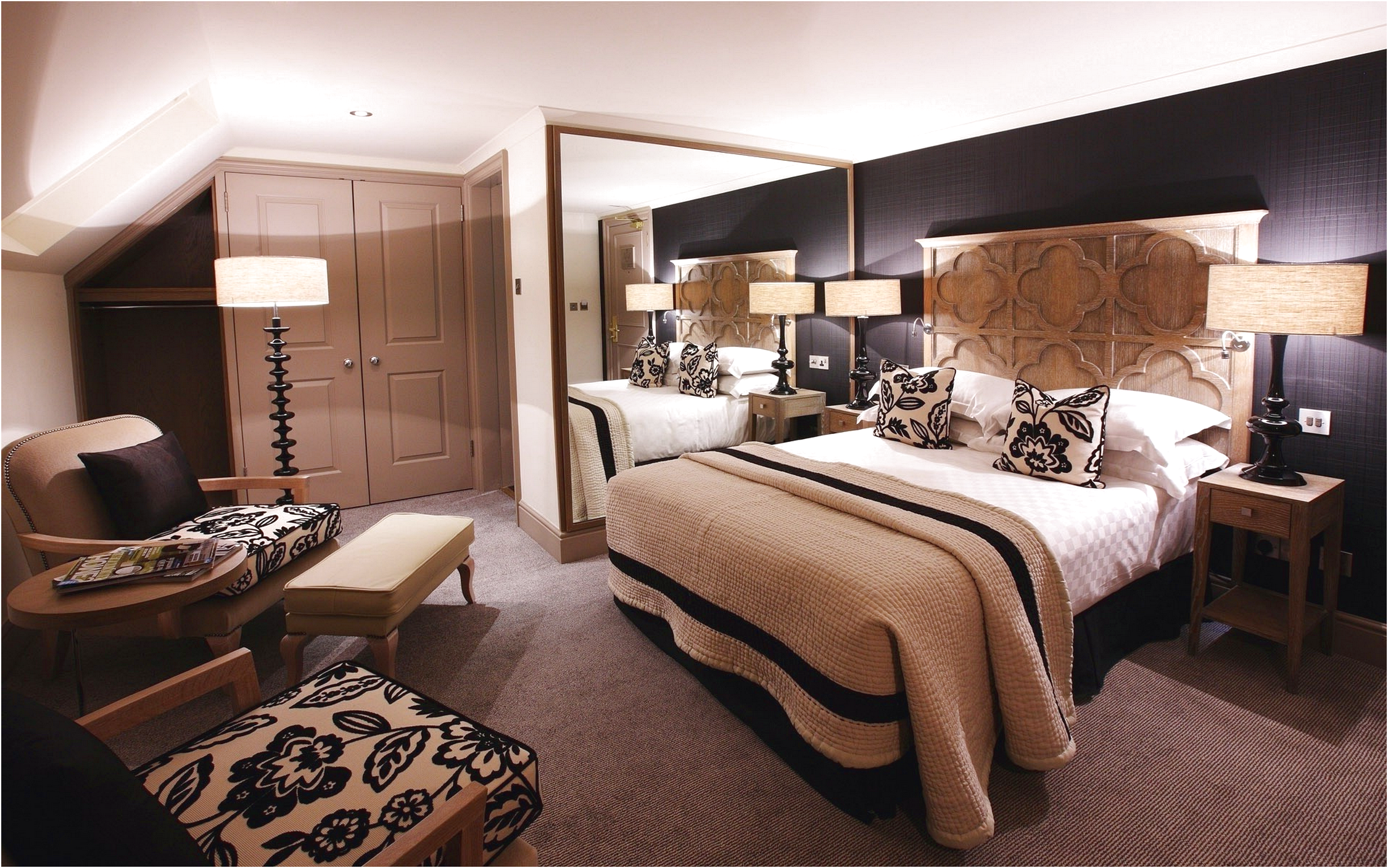 50 Inspiration to Create Your Best Modern Bedroom Design ...