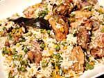 Caribbean Seasoned Rice #seasonedricerecipes