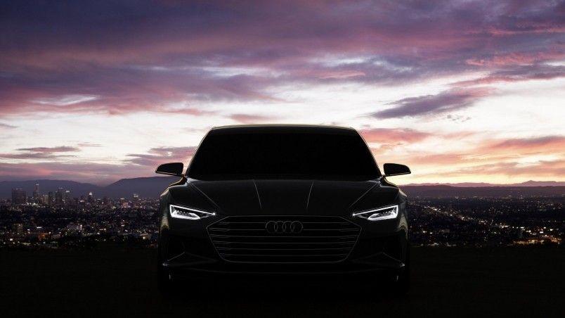 Audi Prologue Concept HD Wallpaper