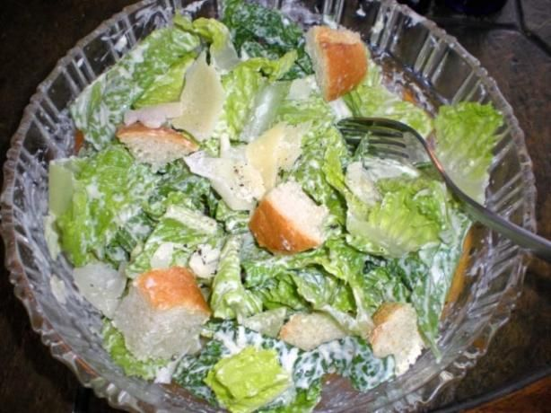 Caesar Salad Recipe Joy Of Cooking