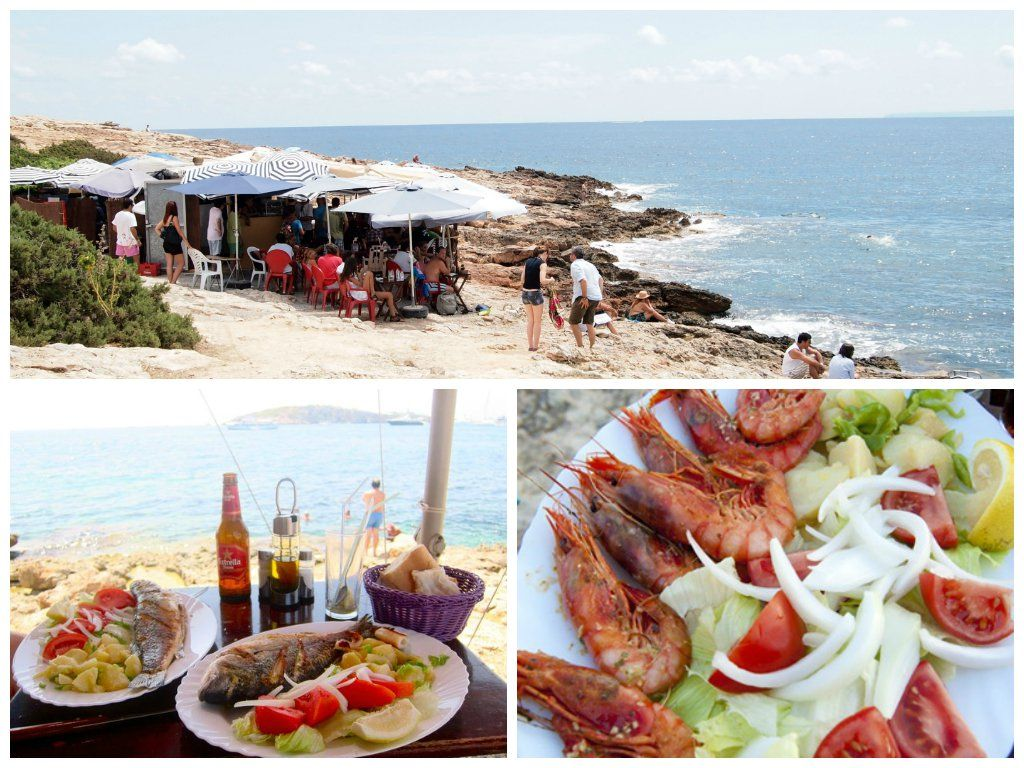 Image result for ibiza fish shack