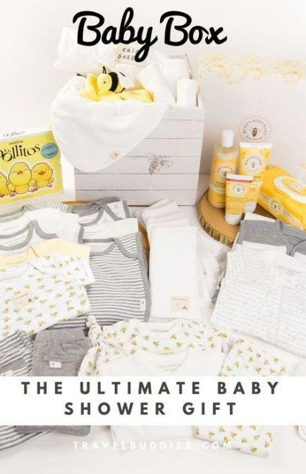 29+ Ideas Baby Shower Gifts Ideas Box For 2019 #babyshower #gifts #baby