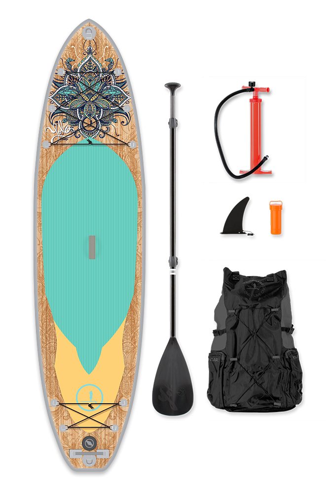 01ff1bff0683 YOLO Inflatable 11' Serenity. YOLO Inflatable 11' Serenity Inflatable Sup  Board ...