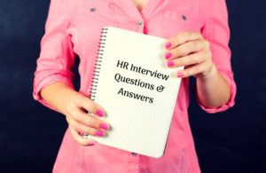 10 Most Common HR Interview Questions With Answers For ...