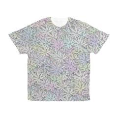 PASTEL HEMP Men's All Over Print T-Shirt > ALL OVER PRINT T-SHIRTS AND STUFF > Designs By AlienWear.com Online Store