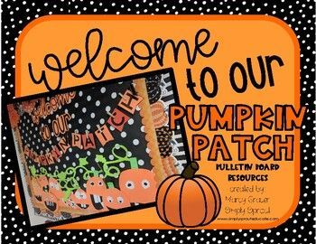 Celebrate Halloween and October with this fun bulletin board display and writing ideas. Cute ideas for a colorful classroom display and writing activity printables are included.welcome to our pumpkin patch words for display display2 Creative Writing Prompts Visit us at simply sprout for more inspira... #pumpkinpatchbulletinboard Celebrate Halloween and October with this fun bulletin board display and writing ideas. Cute ideas for a colorful classroom display and writing activity printables are i #pumpkinpatchbulletinboard