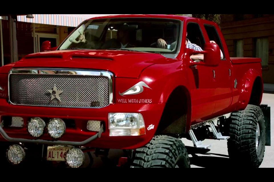 Love the truck in Blake Shelton new music video! | Trucks | Trucks