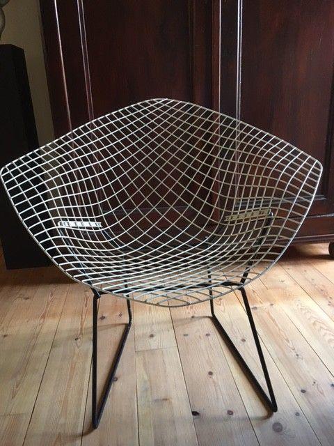 Diamond Harry Bertoia Occasion Harry Bertoia Meuble Vintage Mobilier De Salon