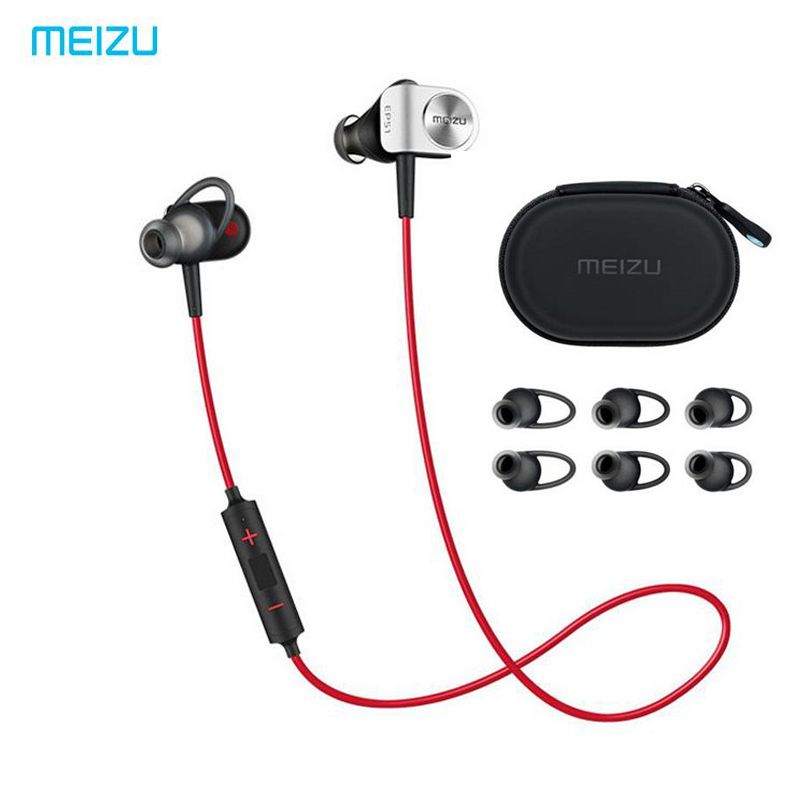 Best Prices Original Meizu Ep51 Wireless Sports Earphone Bluetooth Headset Headphones Noise Cancelling Bluetooth Earphones Sport Earphones Wireless Earphones