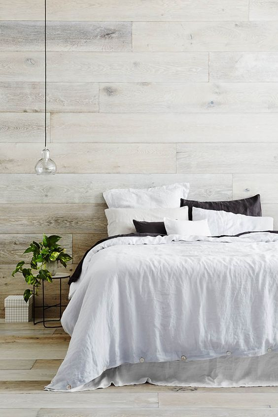 25 Whitewashed Walls Ideas For An Edgy Space | Decoration ...