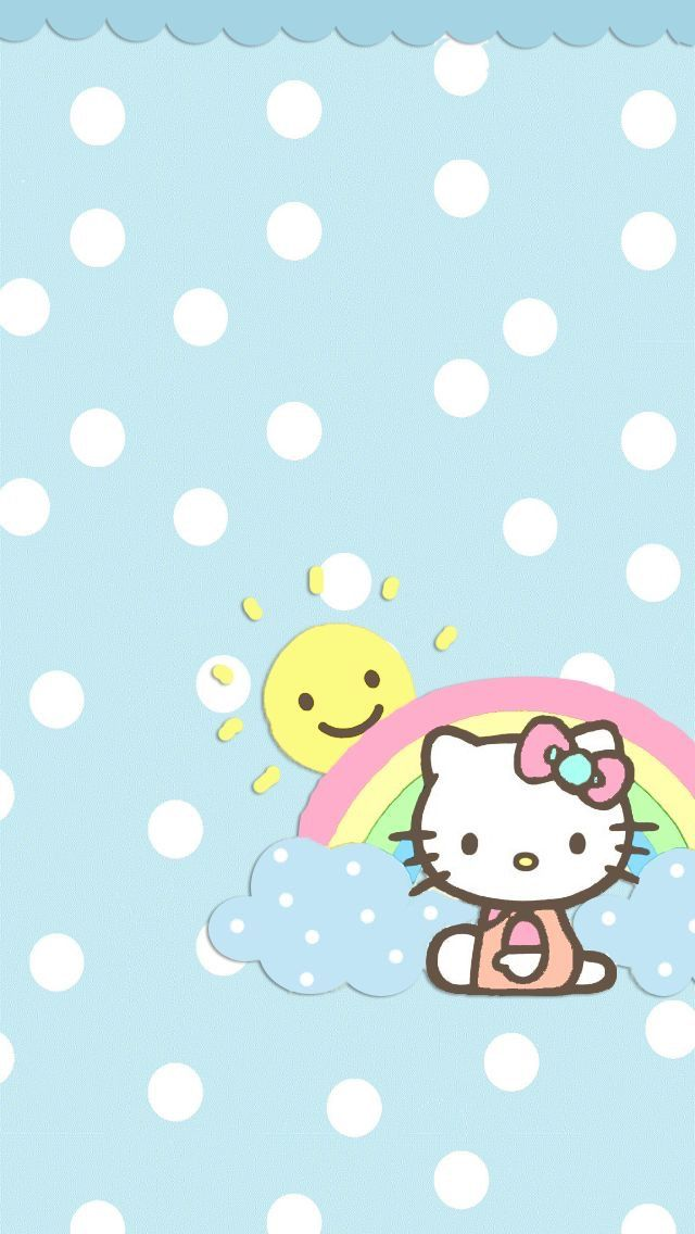 sanrio wallpaper hello kitty wallpaper rainbow wallpaper hello hello hello kitty images hello kitty art hello kitty stuff sanrio hello kitty