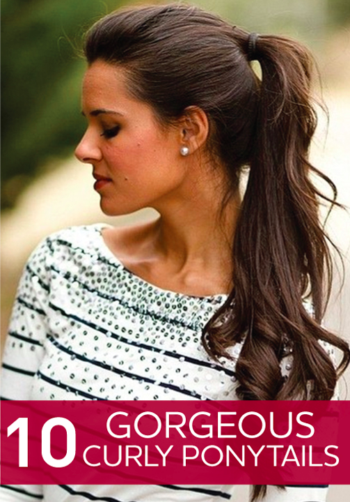 best 25 curly ponytail ideas on pinterest curly ponytail hairstyles high curly ponytail and