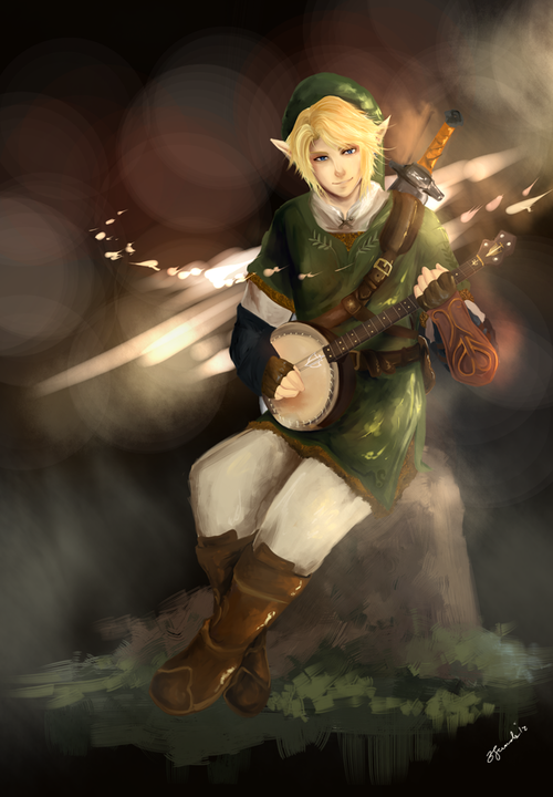 cryward-sword:  Link by 35seconds