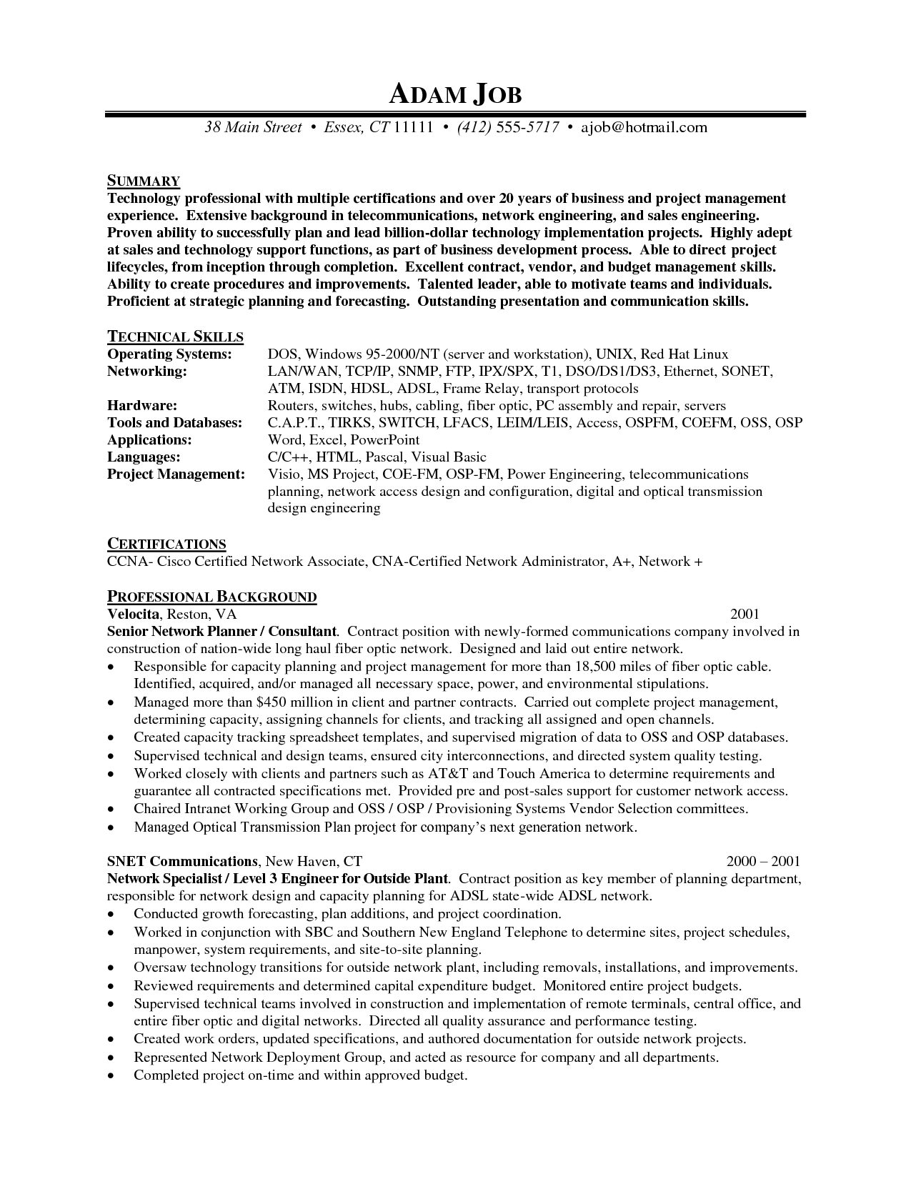 cisco network engineer sample resume debt advisor cover letter sample network engineer resume - Cisco Network Engineer Sample Resume