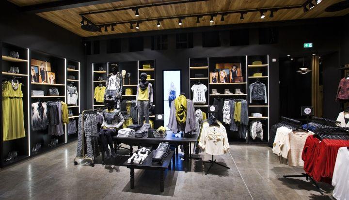 130cb19a Vero Moda Flagship Store at Königstrasse by Riis-Retail, Stuttgart –  Germany » Retail Design Blog