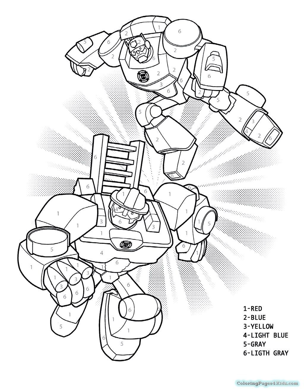 Rescue Bots Coloring Pages Rescue Bots Bumblebee Coloring Pages Chase Free Printable Coloring Transformers Coloring Pages Transformers Rescue Bots Rescue Bots